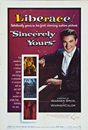 Sincerely Yours (1955) Poster - Movie Forum, Cast, Reviews