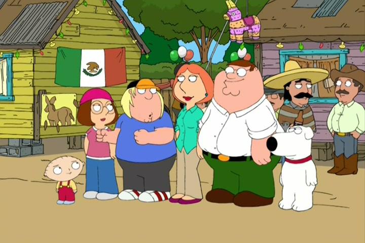 Les Griffin: Padre de Familia | Season 6 | Episode 6