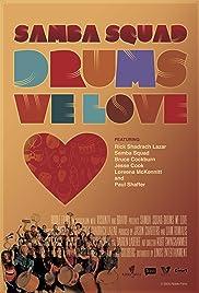 Samba Squad: Drums We Love Poster
