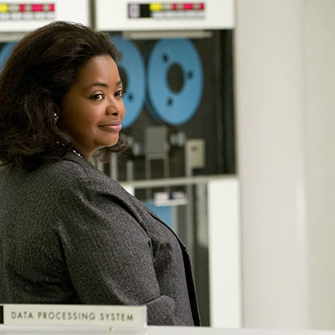 Octavia Spencer in Hidden Figures (2016)