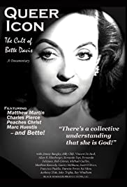 Queer Icon: The Cult of Bette Davis Poster