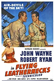 Flying Leathernecks Poster
