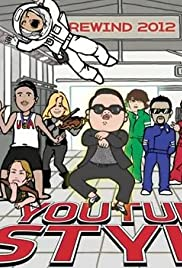 Rewind YouTube Style 2012 Poster