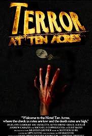 Terror at Ten Acres Poster