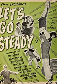 Let's Go Steady Poster