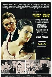 The V.I.P.s Poster