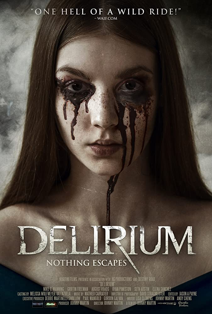 Delirium 2018 Latest Horror Movie ( donot watch alone)