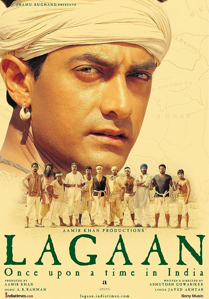 Lagaan (2001) Bollywood Movie
