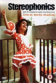 Performance and Cocktails: Live at Morfa Stadium Poster