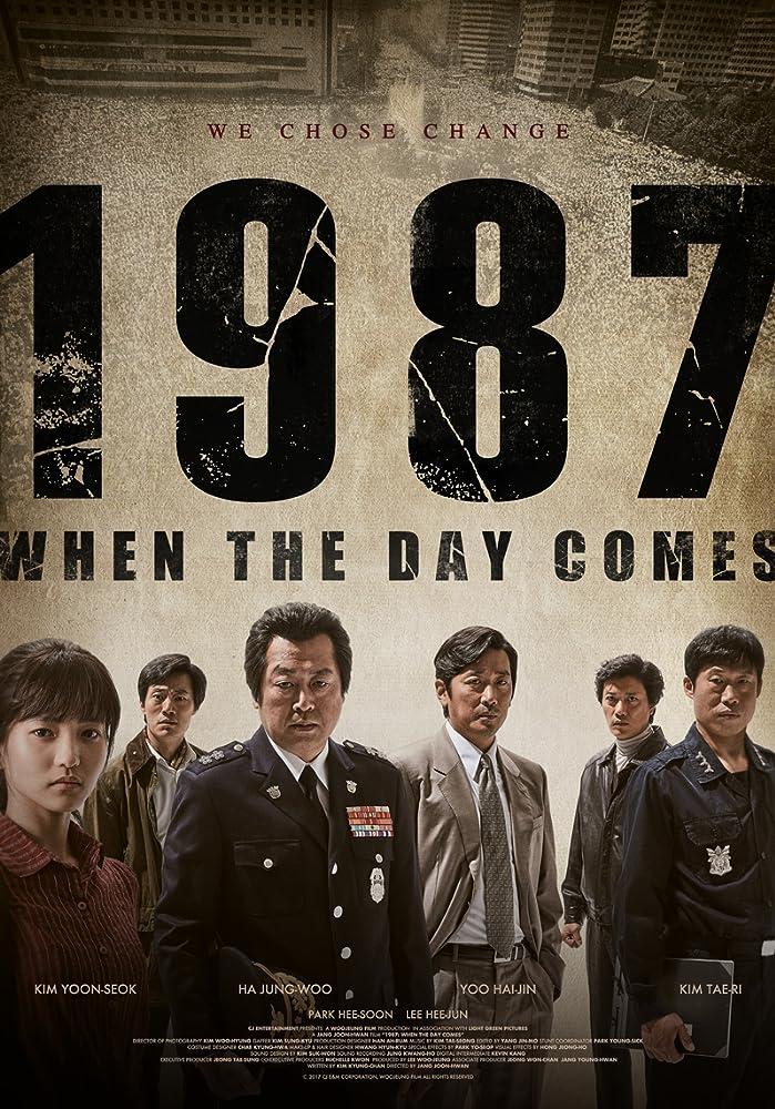 Nonton Film 1987: When the Day Comes (2017) Subtitle Indonesia