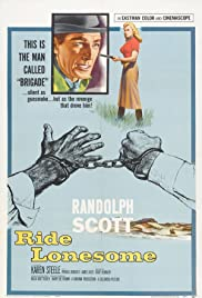 Ride Lonesome Poster