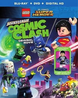 LEGO DC Comics Super Heroes: Justice League: Cosmic Clash Poster