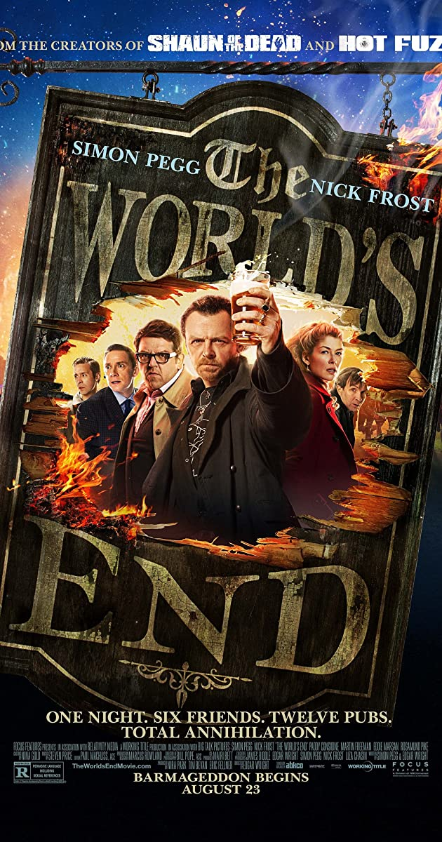 The Worlds End Blanks
