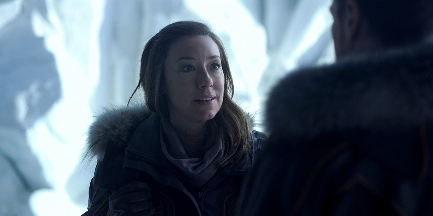 Molly Parker in Lost in Space (2018)