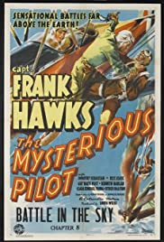 The Mysterious Pilot Poster