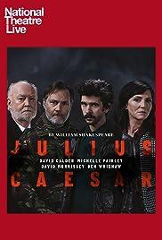 National Theatre Live: Julius Caesar Poster
