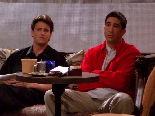 Friends: The One with All the Poker | Season 1 | Episode 18