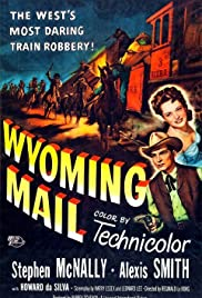 Wyoming Mail Poster