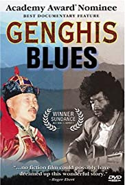 Genghis Blues Poster