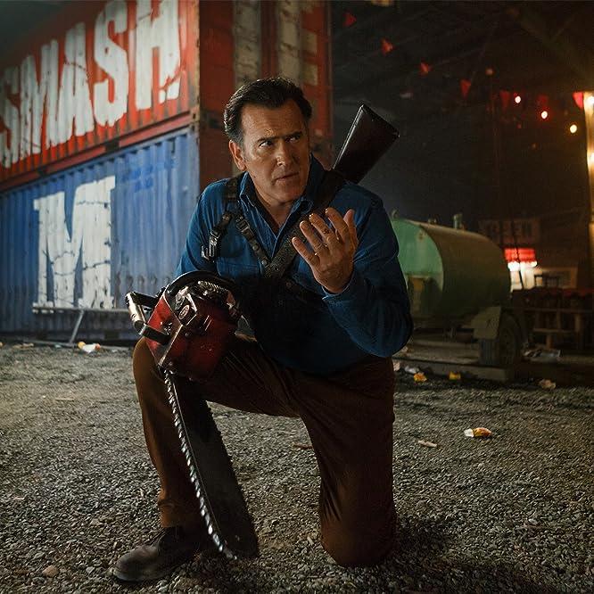 Bruce Campbell in Ash vs Evil Dead (2015)