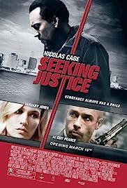 Seeking Justice Poster