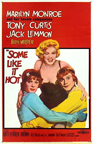 Some Like It Hot Poster