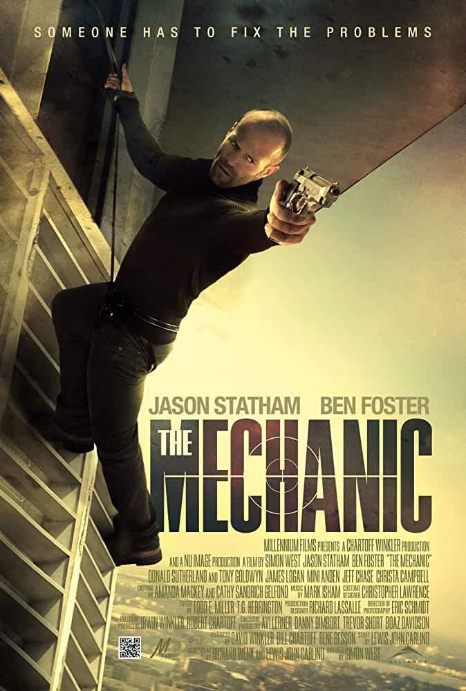 The Mechanic (2011) Movie Poster