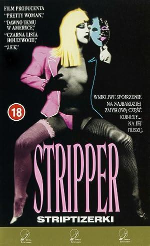 Stripper Pelicula Poster