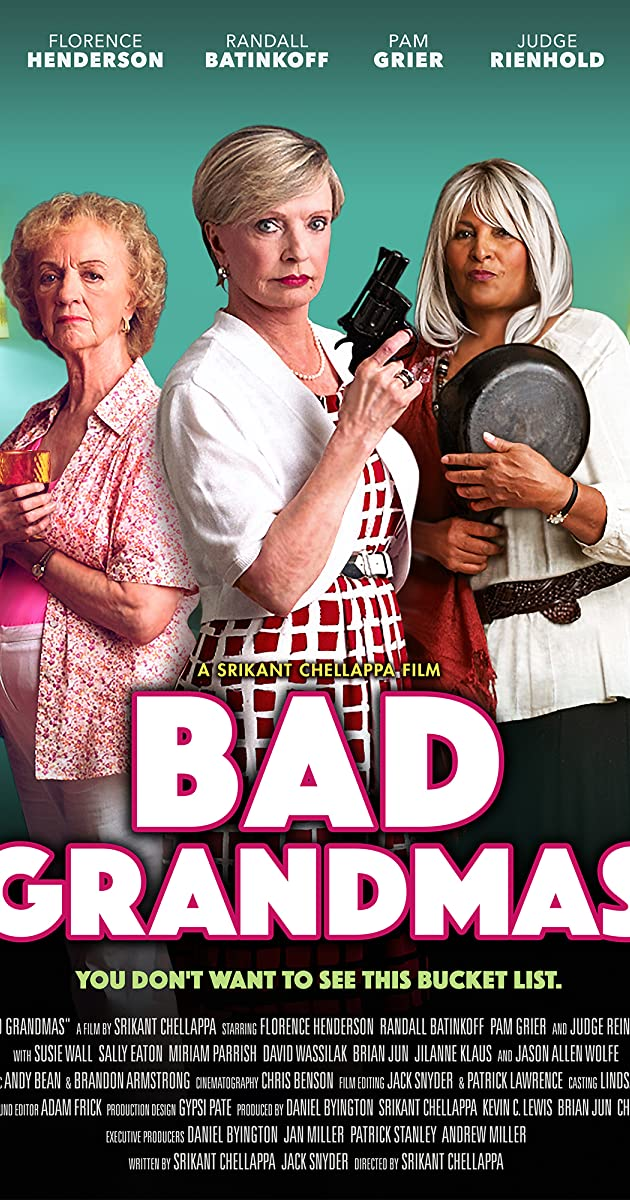 Not grandmothers go hard with younger lesbians 9