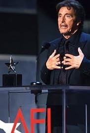 AFI Life Achievement Award: A Tribute to Al Pacino Poster