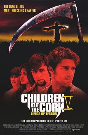 Children of the Corn V: Fields of Terror poster