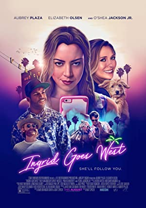 Ingrid Goes West izle