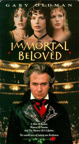 Immortal Beloved poster