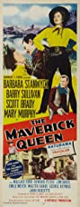 The Maverick Queen (1956) Poster