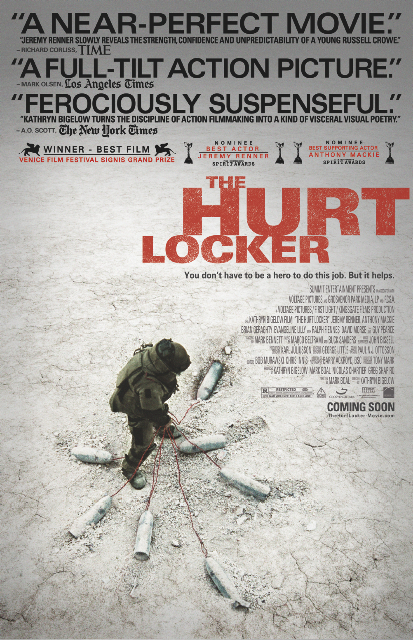 The Hurt Locker 2009 720p BRRip Dual Audio Watch online free Download