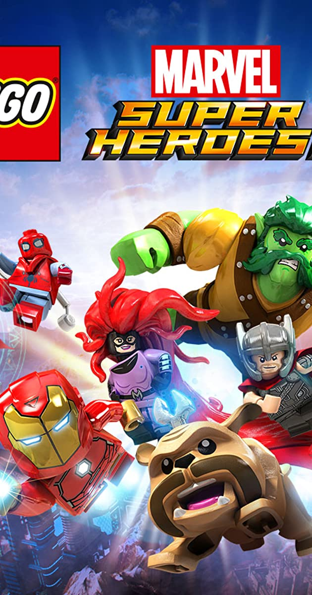 Lego Marvel Super Heroes 2 (Video Game 2017) - IMDb