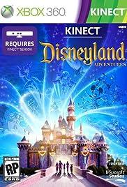 Kinect Disneyland Adventures Poster