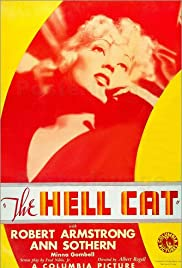The Hell Cat Poster