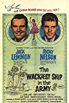 The Wackiest Ship in the Army (1960) Poster