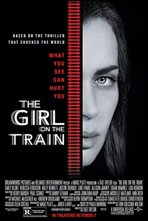 Foto van The Girl on the Train