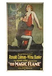 The Magic Flame Poster