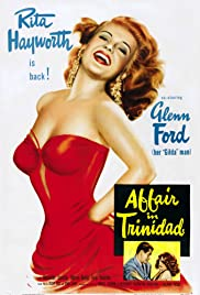 Affair in Trinidad Poster