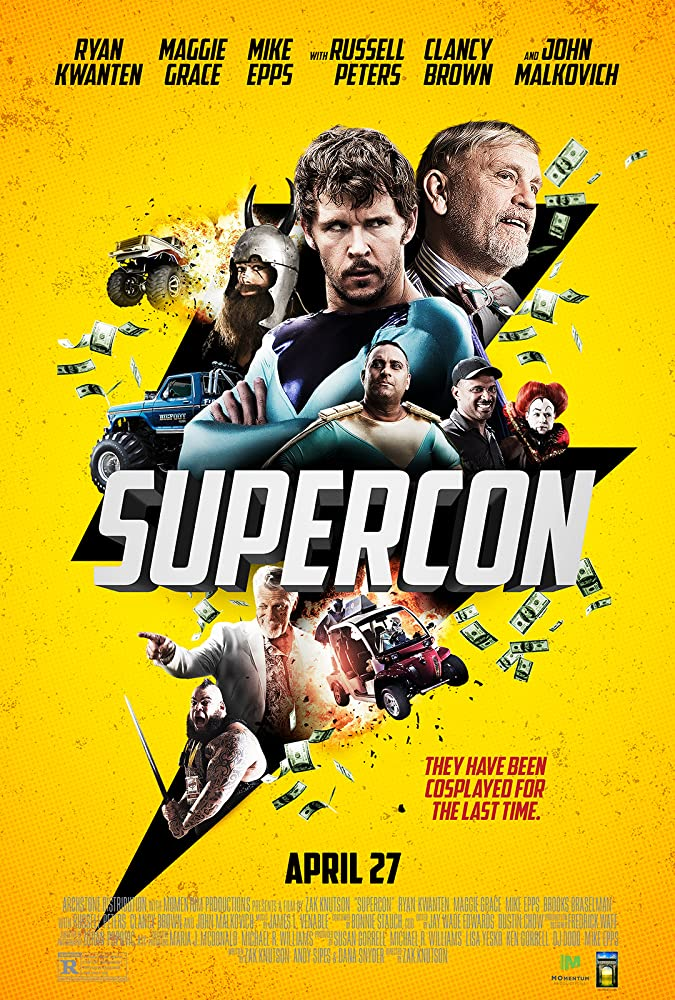 Supercon (2018) Subtitle Indonesia