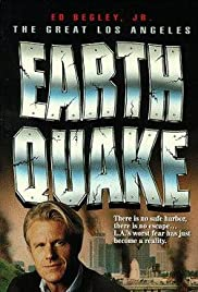The Great Los Angeles Earthquake Poster
