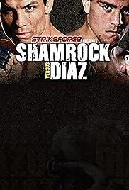 Strikeforce: Shamrock vs. Diaz Poster