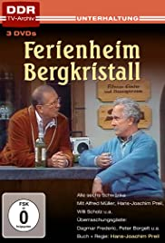 Ferienheim Bergkristall Poster