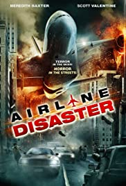 Airline Disaster Poster
