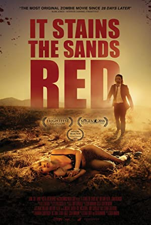 It Stains the Sands Red movie poster