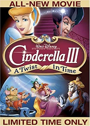 Cinderella 3: A Twist in Time poster