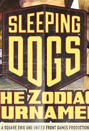 Sleeping Dogs: Zodiac Tournament Poster